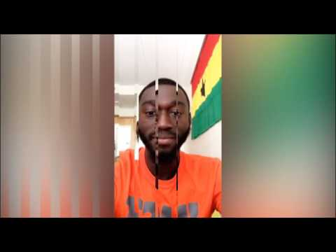 Video: Kempinski Liquid Sports Ghana Local Male Athlete of the Year- Martin Owusu-Antwi