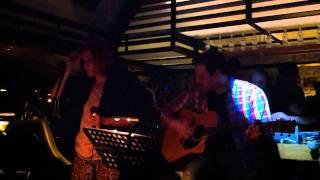 19/1/12 Σοφία Στρατή Unplugged Live @Bungalow White-Paradise city