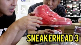LIFE OF A SNEAKERHEAD 3