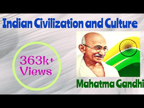 Indian civilization and culture explanation in hindi