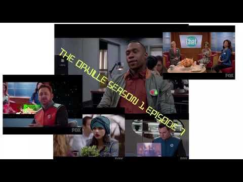 "THE ORVILLE SEASON 1 EPISODE 7 ""Majority Rule"" - REVIEW"