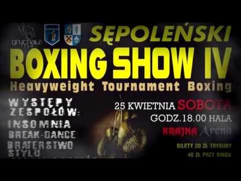 IV Sępoleński Boxing Show - zapowiedź gali bokserskiej