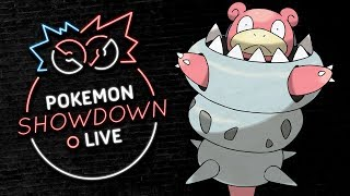 OU CAN'T BREAK MEGA SLOWBRO! 🛡️🐚 by PokeaimMD