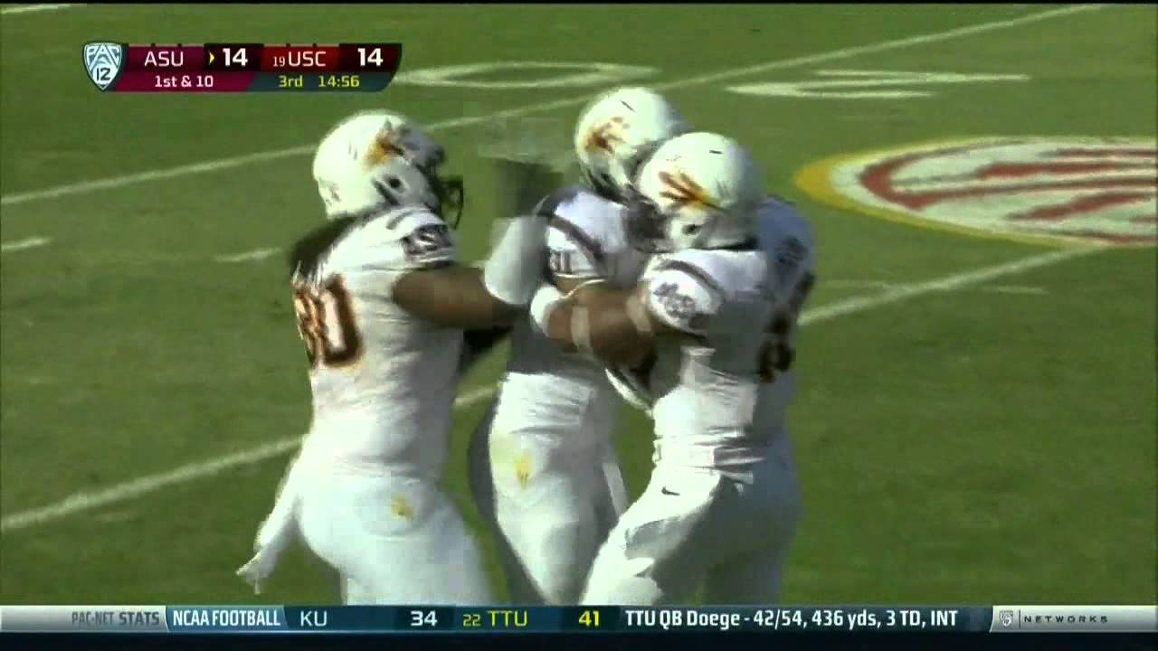 Will Sutton vs USC (2012)