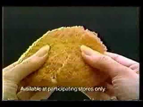 Wendy's Fish Sandwich Commercial