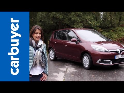 Renault Scenic MPV 2014 review – Carbuyer