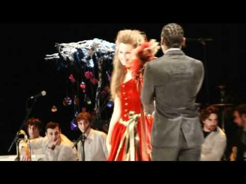 La Fée corsetée au Cannes shopping festival 2011