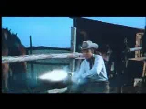 """The Texican""   ----- Theatrical Trailer ---- Starring Audie Murphy"