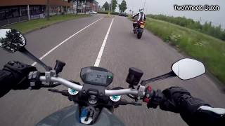 6. 2018 Ducati Monster 1200S, ride it like you stole it!