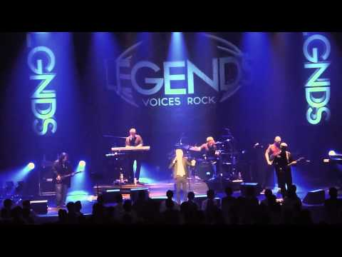 LEGENDS Voices Of Rock LIVE IN TOKYO with FERGIE FREDERIKSEN