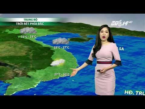 VTC14 | Thời tiết 6h 20/11/2017| Hôm nay Bắc Bộ tiếp tục rét, vùng núi có nơi rét đậm (видео)