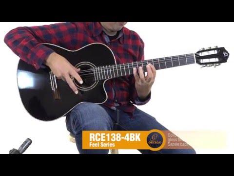 OrtegaGuitars_RCE138-4BK_ProductVideo