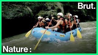 Costa Rica : voici l'un des meilleurs endroits pour faire du rafting