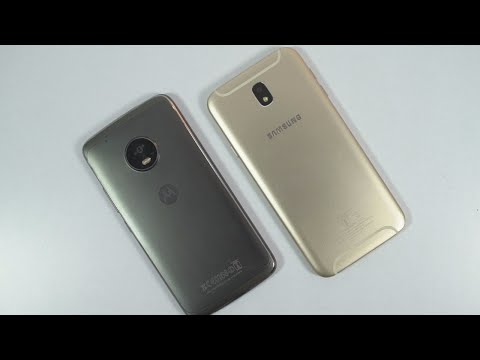 Samsung J7 Pro vs Moto G5 Plus Speed test, Memory Management test and Benchmark Scores