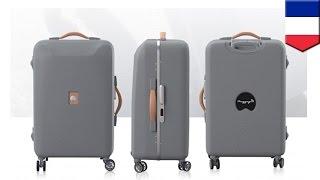 スーツケースに搭載するスマート機能を企業が募集