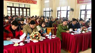 Đảng bộ phường Thanh Sơn triển khai nhiệm vụ năm 2019