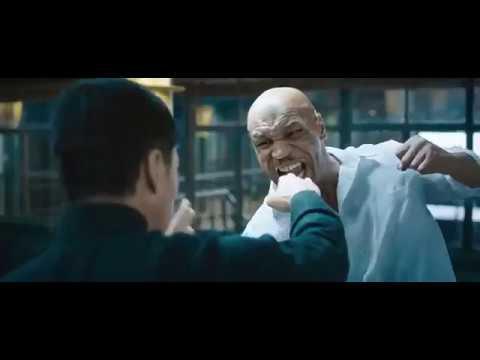 Donnie Yen Ip Man Mike Tyson Fight Scene