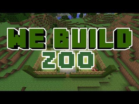 Minecraft We Build - #46 Zoo