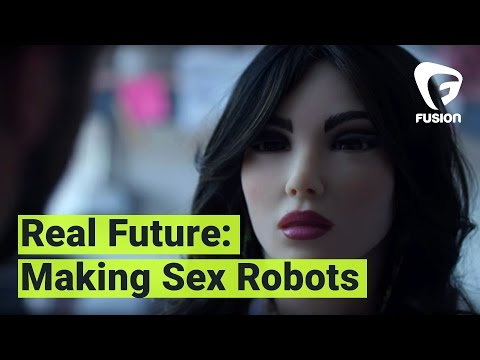 Building The World s Most Realistic Sex Doll