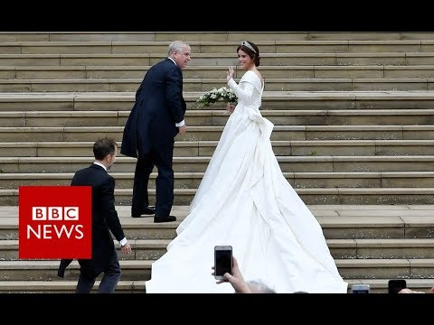 Royal Wedding: Here Comes The Bride... - Bbc News
