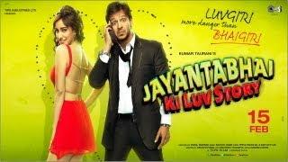 Vivek Oberoi, Neha Sharma - Official Trailer - Jayantabhai Ki Luv Story