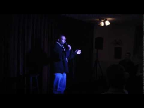 Michael Smith comedian