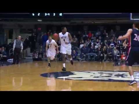 Butler Men's Basketball Highlights vs. Belmont