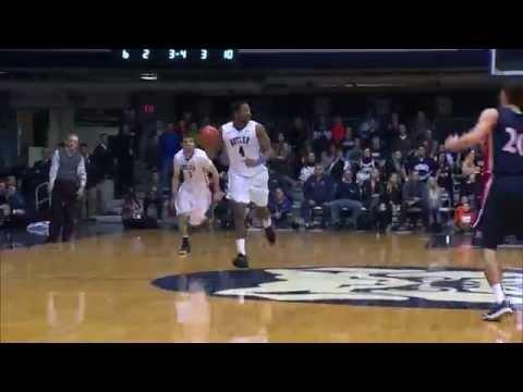 Butler Men's Basketball Highlights vs. Belmont