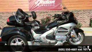 8. 2012 Honda Gold Wing Audio Comfort Navi XM  - Indian Moto...