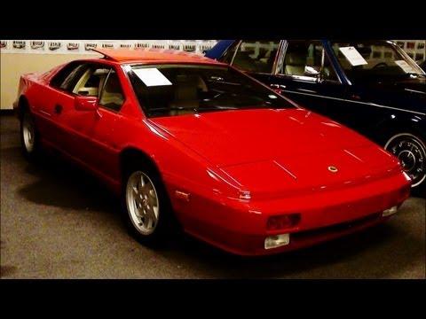 1988 Lotus Esprit SE Turbo – Sports Car