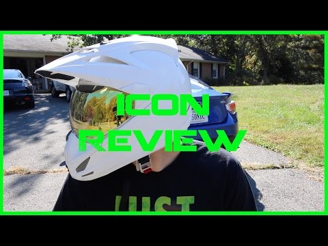 Video Icon Variant Review - Best Motorcycle Helmet, or Worst Quality? download in MP3, 3GP, MP4, WEBM, AVI, FLV January 2017