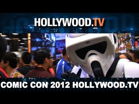 All Things Comic Con - Hollywood.TV