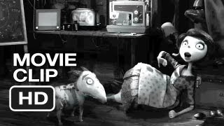 Nonton Frankenweenie Movie Clip   Mom Finds Sparky  2012    Tim Burton Animated Movie Hd Film Subtitle Indonesia Streaming Movie Download
