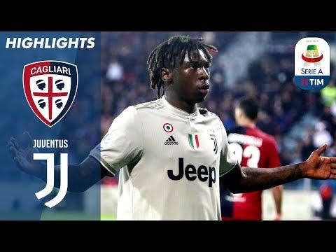 Cagliari Calcio 0-2 FC Juventus Torino
