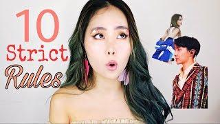 Video 10 Strict Rules Kpop Artists Must Follow | 그레이스 MP3, 3GP, MP4, WEBM, AVI, FLV Agustus 2019