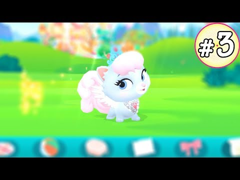 Slipper Story Cinderella's Pet Palace Pet 2 Disney Princess | Top Special Effect Skill #3