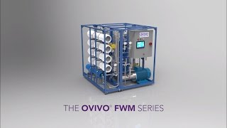 FWM Series - Modular Fresh Water Maker for the Oil & Gas Upstream