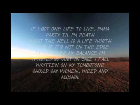 Ludacris - Rest Of My Life ft Usher & David Guetta (Lyrics)