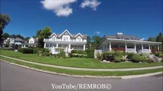 Harbor Springs (MI) United States  City pictures : Summer Homes on Beach Drive, Harbor Springs, MI. Aug 2016