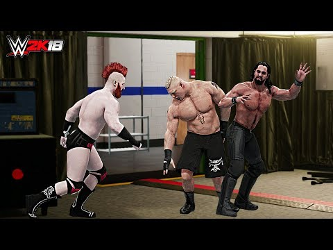 WWE 2K18 Top 10 Finisher Combinations! Part 7
