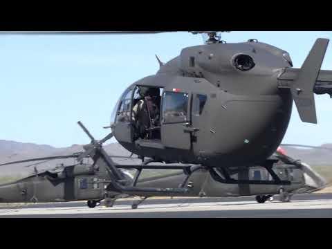 UH-72 Lakota Training  MARANA,...