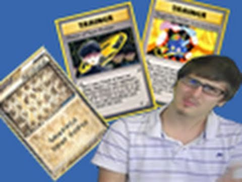 Worst Pokemon Trading Cards EVER!