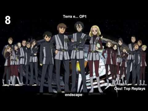 My Top UV*Rworld Anime Songs