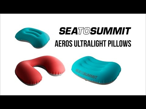 Sea to Summit Aeros Ultralight Pillow Range