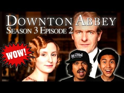 Downton Abbey Season 3 Episode 2...Biggest WOW Moments!!