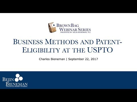Business Methods and Pate…