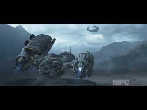 VFX Breakdown - Featurette VFX Breakdown (Anglais)
