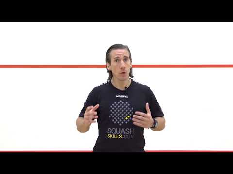 Squash tips: The Warm-Up with Gary Nisbet