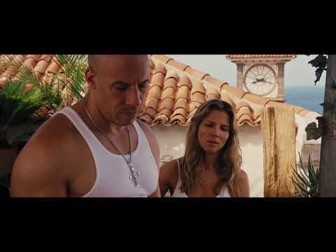 In the Fast And Furious 6, the news about Letty shocks Dom, and Dom decides to recombine his group t