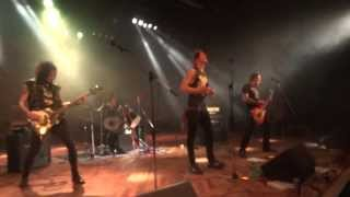 Video Sarcastix živě 3. 12. 2013 na punkovém festivalu v ABC